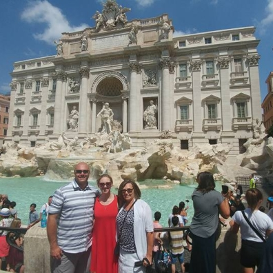 Trevi Fountain, Travel Abroad, Travel Europe