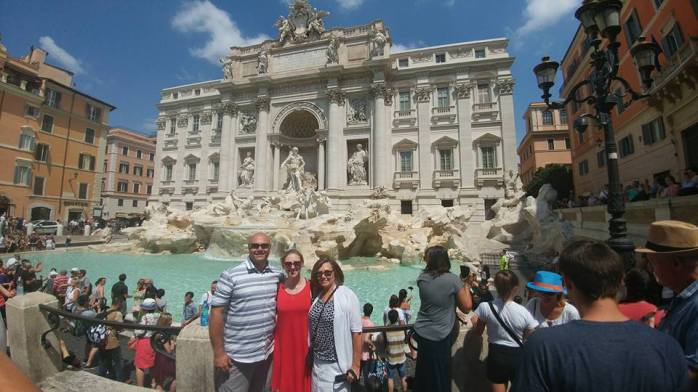 Trevi Fountain, Rome, Explore Rome, Travel Rome, Travel Europe, Travel Abroad, Travel Italy