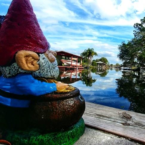 Lake Placid Florida Canal - Wandering Nobody Travel Blog