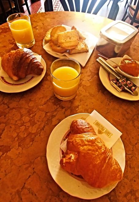 Tuscan Breakfast