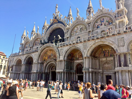 St Mark's Basilica - Venice, Italy - Wandering Nobody Travel Blog