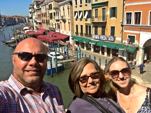 Rialto Bridge - Venice, Italy - Wandering Nobody Travel Blog