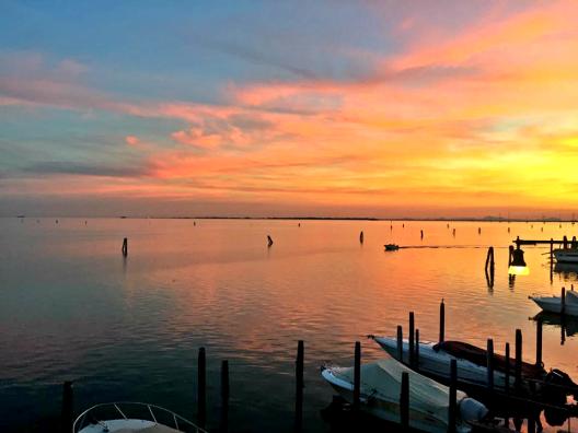 View from Venetian Balcony - Venice, Italy - Wandering Nobody
