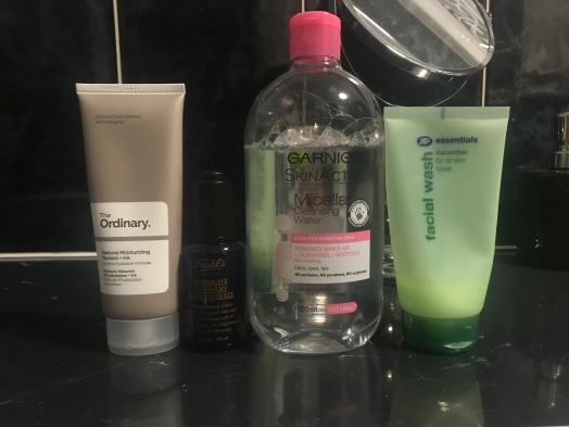 Skin Care Products - Wandering Nobody Travel Blog