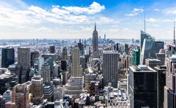 New York City - Wandering Nobody Travel Blog