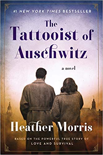 The Tattooist of Auschwitz - Heather Morris- Wandering Nobody Travel Blog