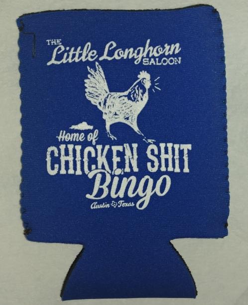 Chicken Shit Bingo - Austin, Texas - Wandering Nobody Travel Blog